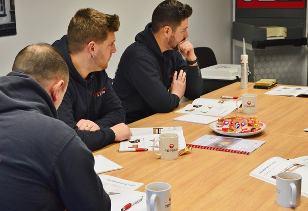 Topseal GRP approved installer course